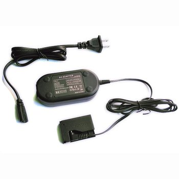 ACK-E15 power adapter + DR-E15 fake battery for Canon EOS 100D KISS X7 SL1