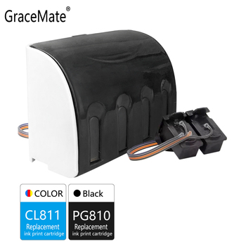 GraceMate PG810 CL811 Replacemeat for Canon PG810 CL811 CISS For MX328 MX338 MX347 MX357 MX366 MX416 MX426 MP486 MP496 Printer