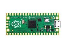 Raspberry pi pico, um baixo custo, placa de microcontrolador de alto desempenho com interfaces digitais flexíveis