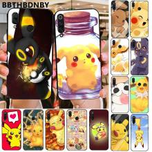 Phone Case Cool picachu DIY Luxury High-end phone Case for Xiaomi 8 9 se Redmi 6 6pro 6A 4X 7 note 5 7(China)