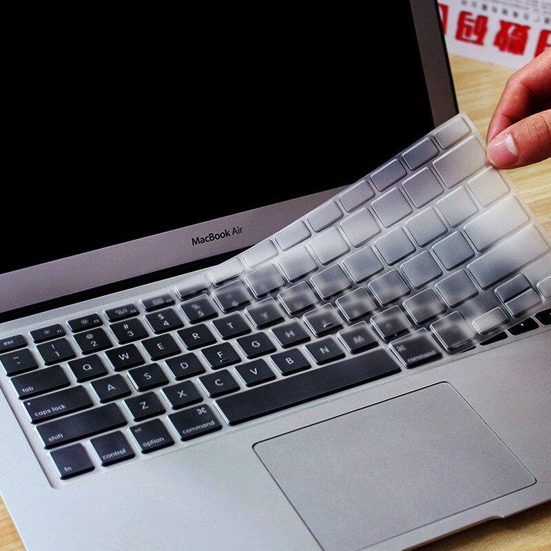 Наклейка на клавиатуру для Macbook Air Pro Retina 11 12 13 15 16 дюймов версия для США A1932 A1466 A2179