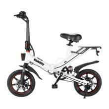 Миниатюрный Электрический велосипед из алюминиевого сплава 14
