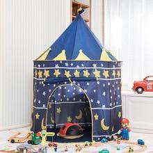 Kids Children Tent House Indoor Outdoor Princess Castle Birthday Christmas Gift For Girls House for children