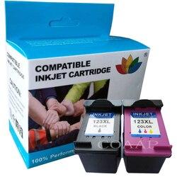 123XL wkłady atramentowe napełnić dla hp123 Deskjet 1110 1111 1112 2130 2132 3630 3632 ENVY 4521 4522 4513 4520 drukarki