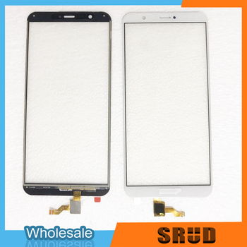 10Pcs Touch Screen For Huawei P Smart Enjoy 7S Touchscreen Digitizer Sensor 5.65 LCD Display Front Glass Lens Phone Spare Parts