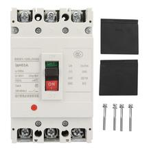 цена на 800V 3P Integrated Circuit Breaker Plastic Housing Integrated Air Switch Circuit Breaker with All Copper Contacts