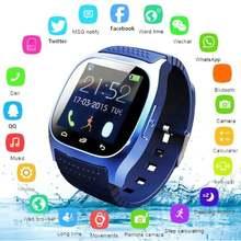 Reloj m26 Модные Смарт часы с bluetooth 2020 водонепроницаемые