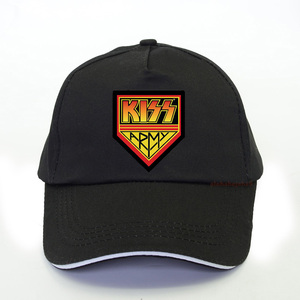 Мужская бейсбольная Кепка KISS Rock & Roll All Nite, новая официальная Кепка Merch shubuzhi, летняя Кепка snapback