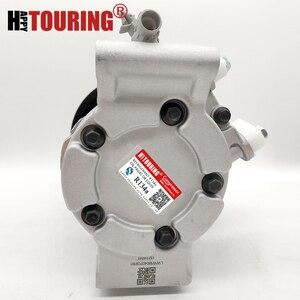 Image 4 - For Toyota hilux ac compressor Toyota Hilux 2001 2006 I4 2.4 447260 8020 883100K110 88320 0k080 4471902650 883100k122 883200k100