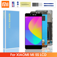 5.15'' Original LCD For Xiaomi Xiaomi 5s Mi5s M5s LCD Display Touch Screen Digitizer Panel Assembly Replacement For Xiaomi mi 5s for xiaomi mi 5s mi5s lcd display touch screen 100