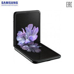 Mobile Phones Samsung SM-F700FZKDSER smartphone smartphones pure android Galaxy Z Flip 256 GB newmodel