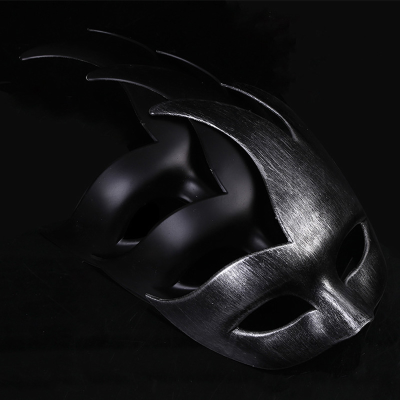Image 5 - Archaize Halloween Mask Venice Mask Party Supplies Masquerade Mask Christmas Halloween Venetian Costumes Carnival Anonymous Mask-in Party Masks from Home & Garden