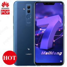 Global Rom Original HUAWEI Mate 20 Lite Maimang 7 Mobile Phone 6.3 inch 6GB RAM 64GB ROM  Kirin 710 Octa Core Android 8.1 Face