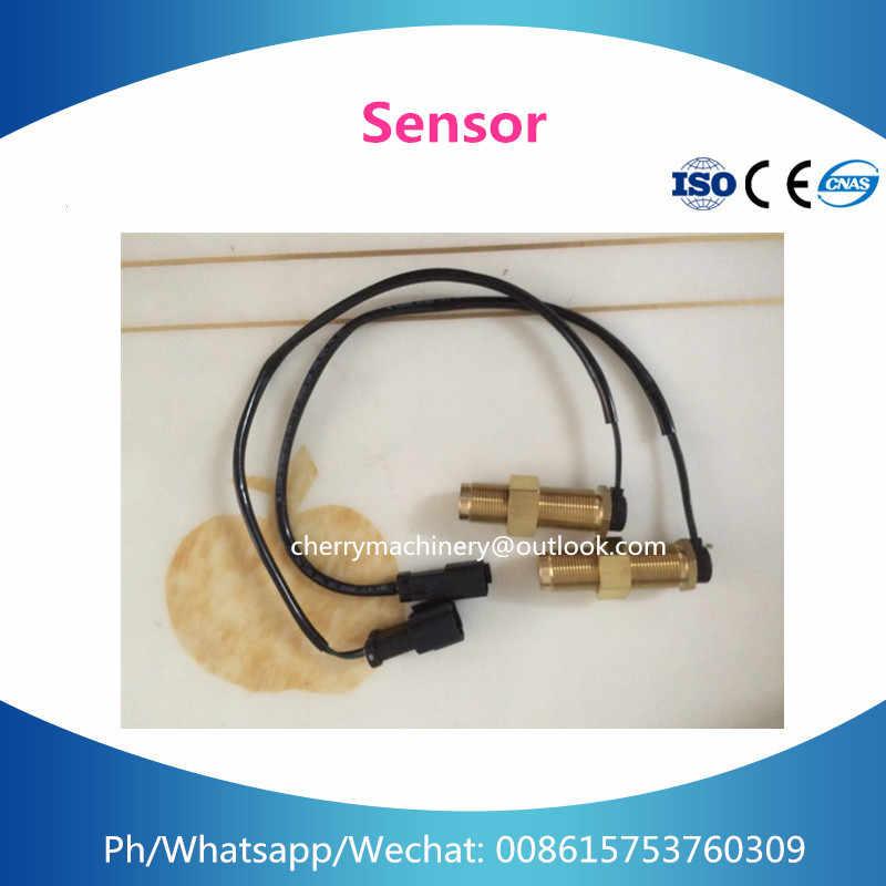 PC300-7 PC340-7 Graafmachine 6D108 Motor Revolutie Sensor 7861-93-2330