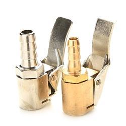 6/8mm samochodów opona koło pompka inflatora zawory klip na wąż do sprężonego powietrza Chuck Clamp złącze akcesoria samochodowe profesjonalne spare części