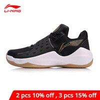 Li Ning Men SONIC VI LOW Professional Basketball Shoes Wearable Cushion LiNing li ning CLOUD Sport Shoes Sneakers ABAN053 XYL171