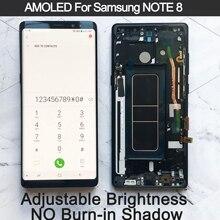 Note8 amoled N950N N950