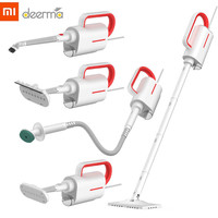 Xiaomi Deerma DEM ZQ600 Steam Vacuum Cleaner Multifunction Household Vacuum Cleaners for Home + 5 Attachment Mold Dust Removal