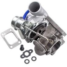 GT2871 מקורבות 400HP אוניברסלי טורבו מטען/R 0.6 240SX S13 S14 SR20 CA18DET עבור 1.8L 3.0L מנוע/R .64 טורבינת turbolader