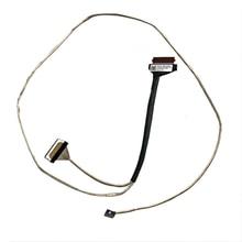 Para lenovo gs552 dc020027730 lcd tela edp cabo de exibição LUXSHARE-ICT 30pin