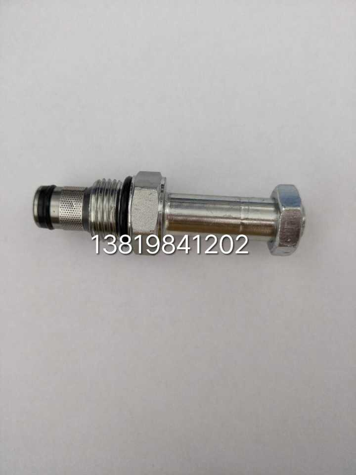 Two-position Two Normally Closed Thread Insert DHF08-220-00 Electromagnetic Reversing Pressure-holding And Pressure-releasing Hy