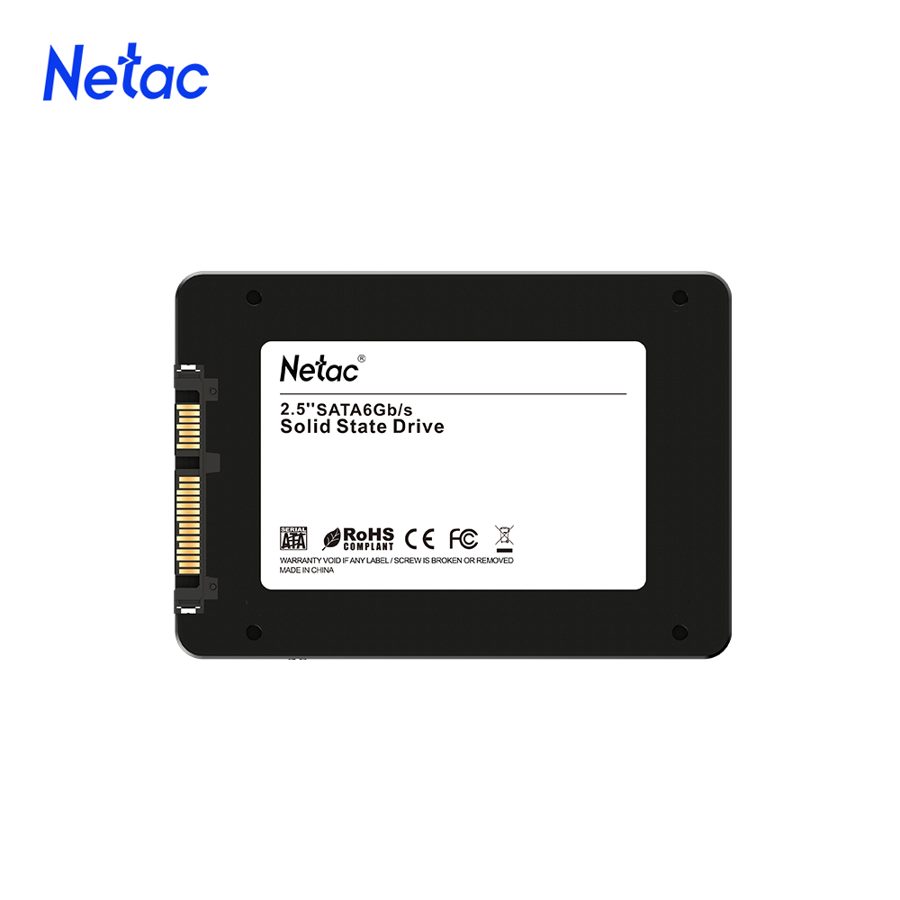 Netac ssd 1tb 2.5'' SSD SATA 120gb 240gb 480gb ssd 500gb 250gb 128gb 256gb 512gb Internal Solid State Hard Disk Drive for Laptop 3