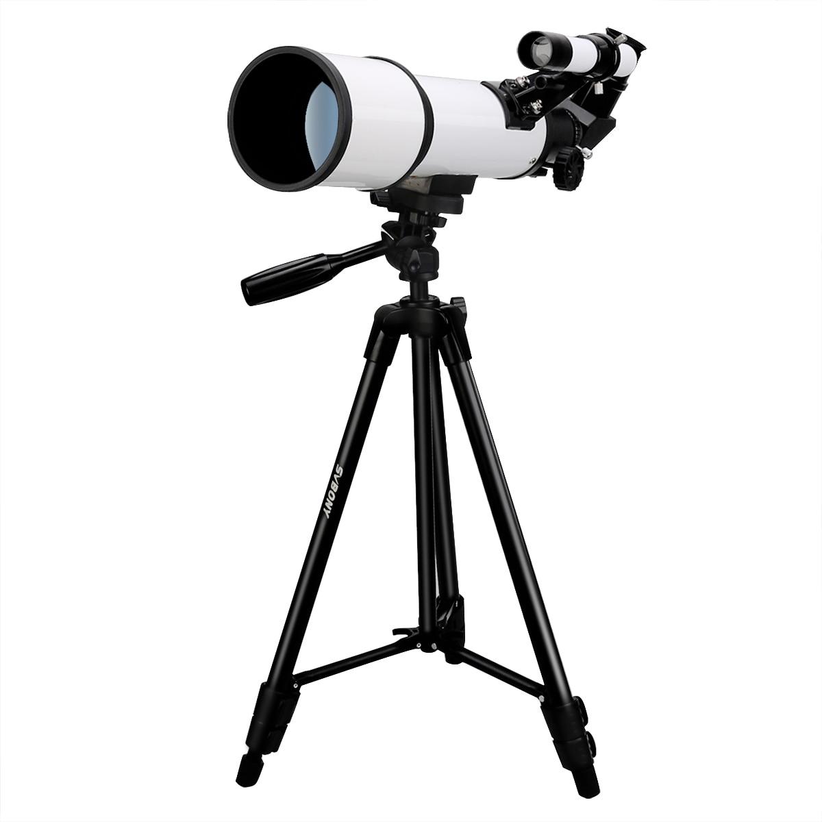 Svbony sv501 70420 f6 hd telescópio astronômico