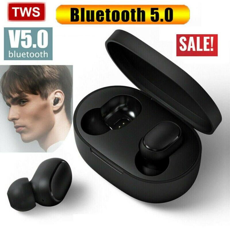 TWS беспроводные наушники Mini True Bluetooth 5,0 стерео наушники-вкладыши гарнитура