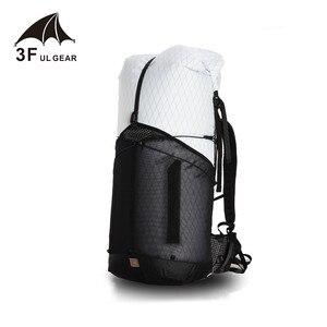 3F UL GEAR Trajectory 55 Camping Hiking Backpack Lightweight Travel Backpack Outdoor Sport Bag Climbing Rucksack