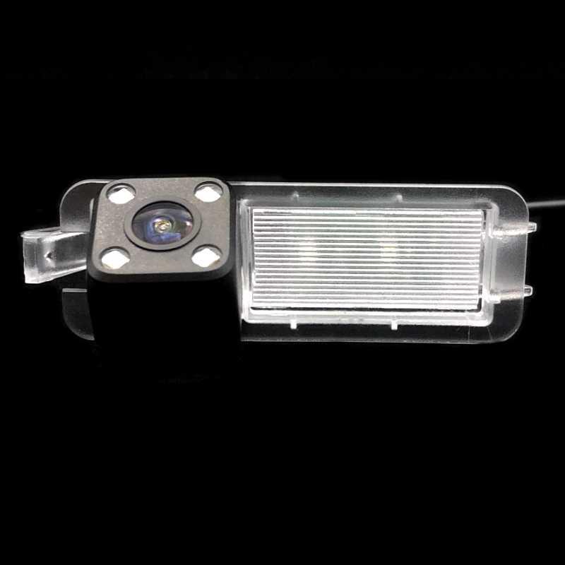 Ojo de pez para Jeep Compass Dodge Charger Challenger Chrysler 300 visión nocturna coche de respaldo de marcha atrás cámara de visión trasera HD Sony