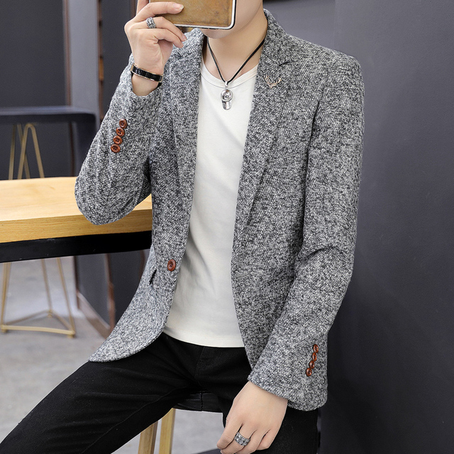 Men's Full-Sleeves Trendy Jackets