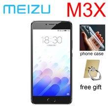 Smartphone 98% nowy Meizu M3X android telefon komórkowy globalna wersja 3200 mAh bateria MediaTek Helio P20 5.5 calowy ekran telefonu komórkowego