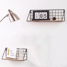Półka do przechowywania Retro półka do przechowywania drewna stylu industrialnym do przechowywania żelaza półki magazynowe półka do przechowywania kuchnia półka łazienkowa półka do przechowywania tanie tanio CN (pochodzenie) Do Montażu Na Ścianie Nowoczesne Metal Durable Nordic style Simple Sturdy Delicate