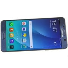 "Original Unlocked Samsung Galaxy Note 5 N920A N920P Mobile Phone 4GB RAM 32GB ROM 16MP 5.7 ""WIFI GPS WIFI 4G LTE Cell Phone"