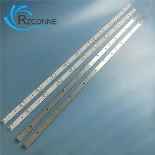 """808 مللي متر LED شريط إضاءة خلفي 11 مصباح ل 40 """"تلفزيون LCD 40CE5100 40CE1130 HK40D11 ZC14A 01 3BL T8104102 003B 004B V400HJ6 PE1"""