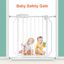 Baby Safety Gate Children Protection Security Stairs Door fence for kids Safe Doorway Gate Pets dog Isolating Fence Product(China)