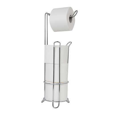 الحديد كبيرة حامل حامل ورق المرحاض بكرة مناديل رف الحمام تخزين الحاويات حمام اكسسوارات منظم مطبخ طليق