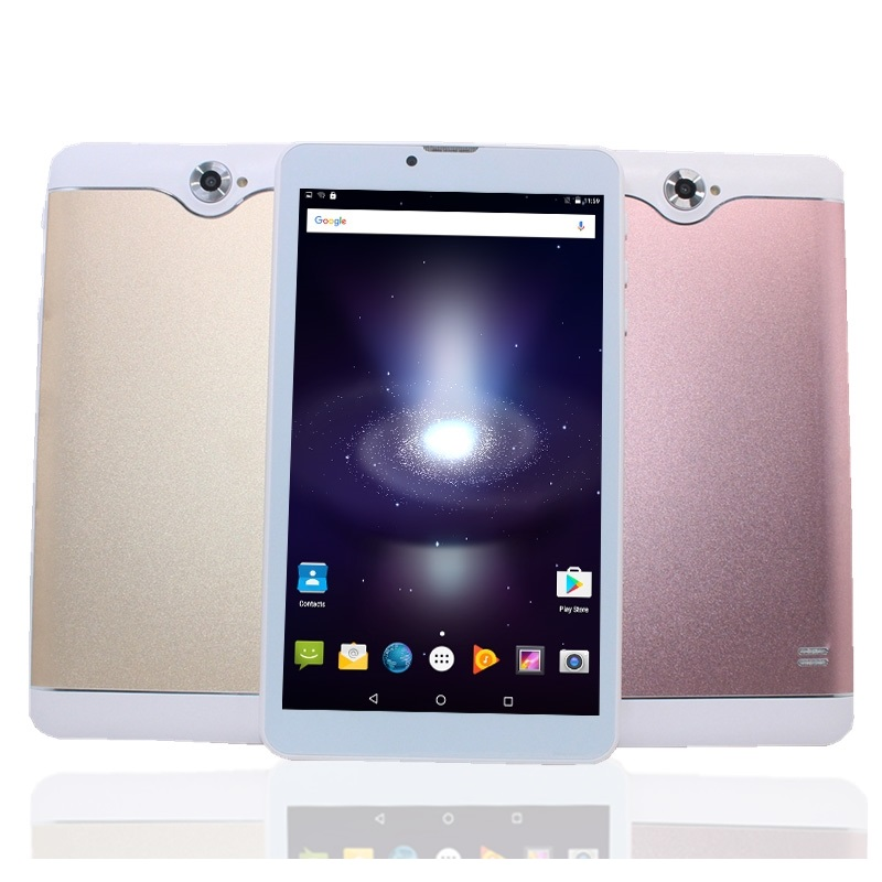 7inch MTK8321 Phone Call  Andriod 6.0 1GB DDR3 +16GB DualSimCards With  Earphone