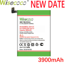 Wisecoco Z7 3900mAh Newly Produced High Quality Battery For HOMTOM ZOJI Z 7 Phone Built-in Replace + Tracking Number