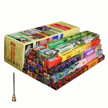 YXY Authentic Indian Incense Sticks Handmade Joss tibetan sandalwood Pure Natural Aromatherapy Mixed Smell Stick Incenses
