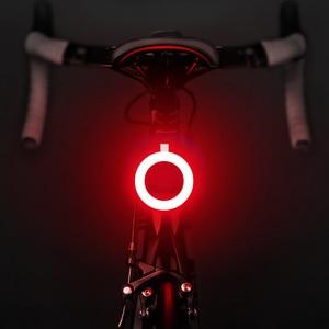 Flashlight for Bicycle Rear La