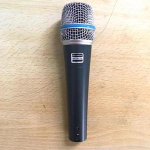 Image 4 - BETA57 micrófono de mano dinámico con cable para Karaoke, versión de alta calidad, BETA57, profesional, BETA57A, 57 A
