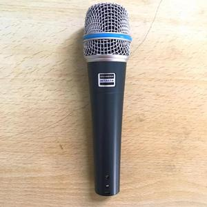 Image 4 - Top Quality Version BETA57 Professional BETA57A Karaoke Handheld Dynamic Wired Microphone Beta 57A 57 A Mic