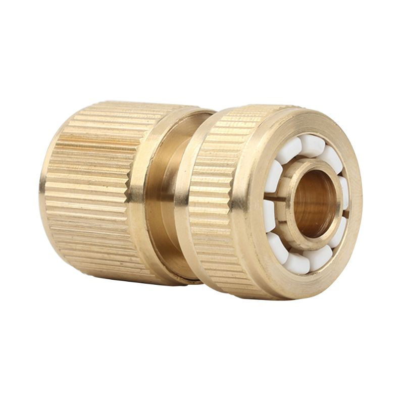 3/4 Inch Male Female Thread Quick Connector Copper Garden Water Faucet Connection Parts Car Washing Pipe Fittings