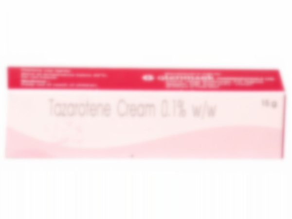 0.1% For Acne Treatment 15g  Cream