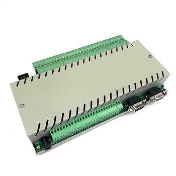16 analog + 16 digital input AI DI board rs232 485 ethernet Power Meter Temperature detection sensor reader development kit