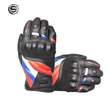 SFK 2020 new winter motorcycle gloves waterproof, windproof, warm, cycling leather gloves touch screen
