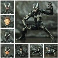 Black Spider Man Symbiote Action Figure 6Inch 1