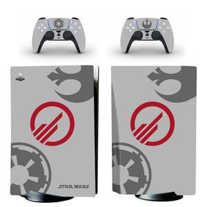 Image 3 - Wart Style PS5 Disc Edition Skin Sticker for Playstation 5 Console & 2 Controllers Decal Vinyl Protective Skins Style 4