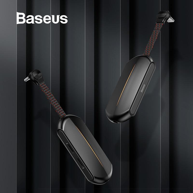 Baseus L49 Type C PD 18W Quick Charging Adapter Otg Usb Type C Earphone Adapter For Xiaomi Redmi Note 8 Pro Huawei Samsung